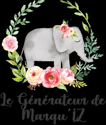 Logo Générateur de Marqu'IZ