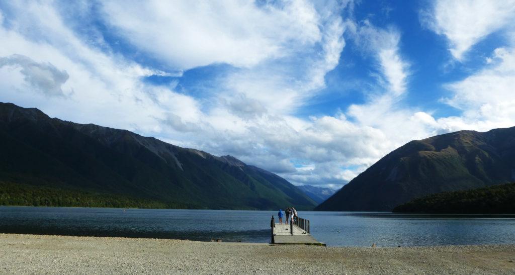lac Rotoiti nouvelle-zélande