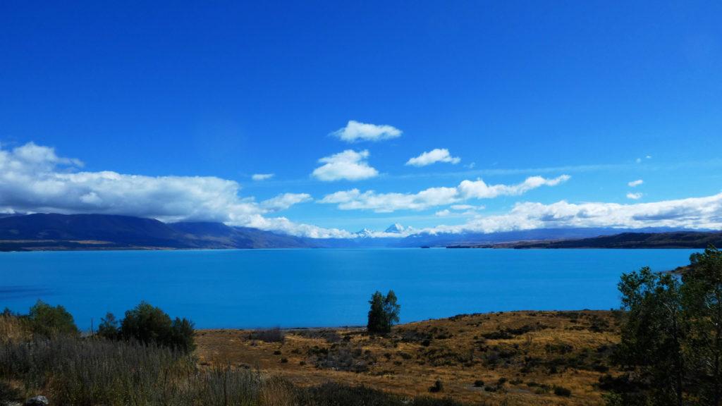 Mont Cook nouvelle zélande