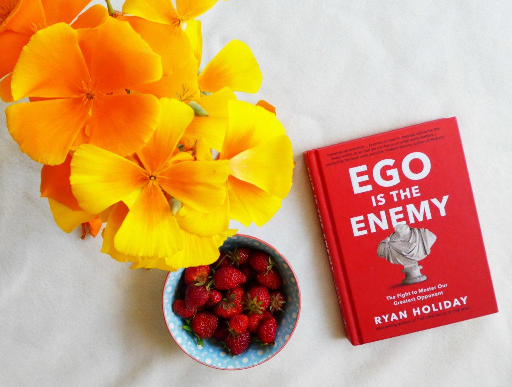 livre developpement personnel ego fraises