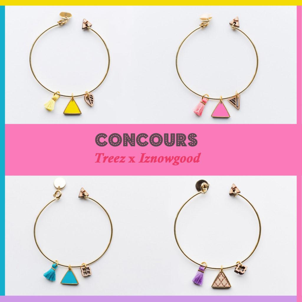 concours bracelet treez