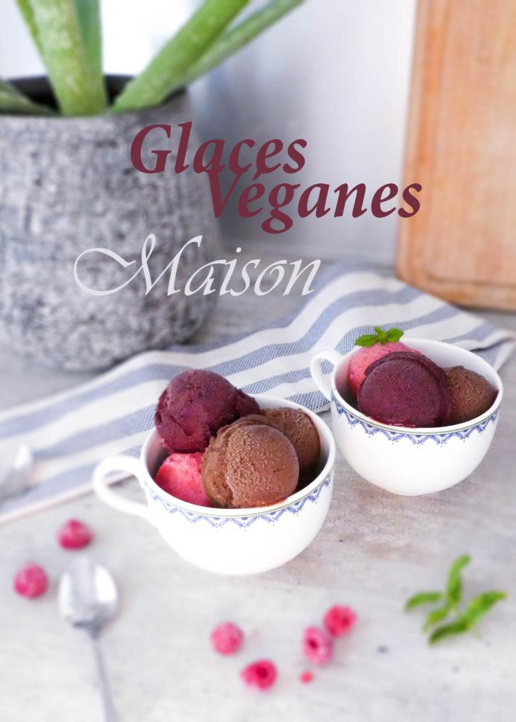 glaces veganes