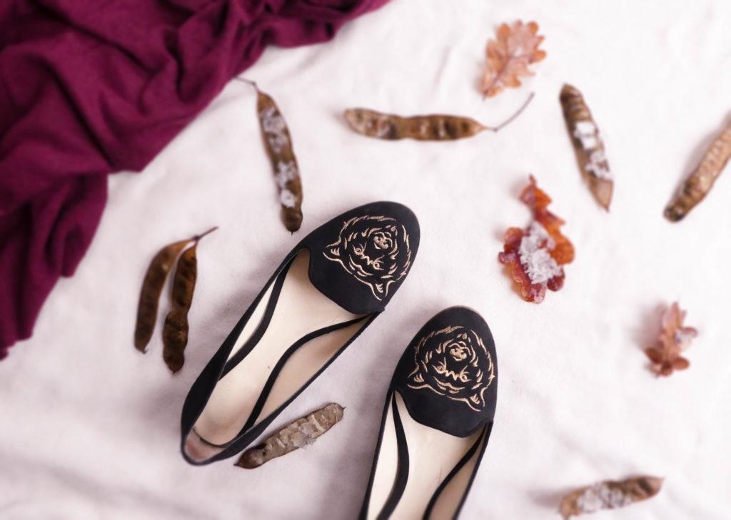 chaussures favoris green novembre