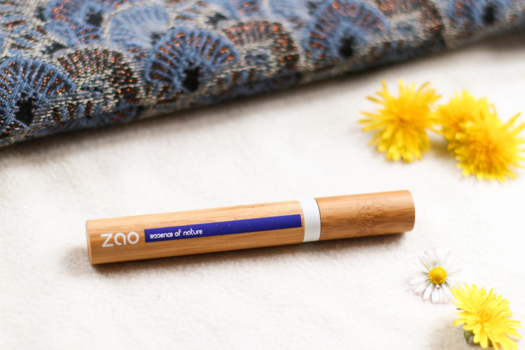 favoris green iznowgood mascara zao bio vegan