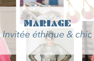 mariage ethique chic