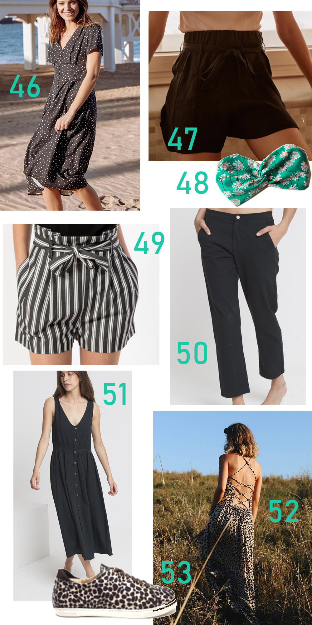 ce0b7169d950a9 50 vêtements mode éthique pour cet été - Ma sélection   Iznowgood