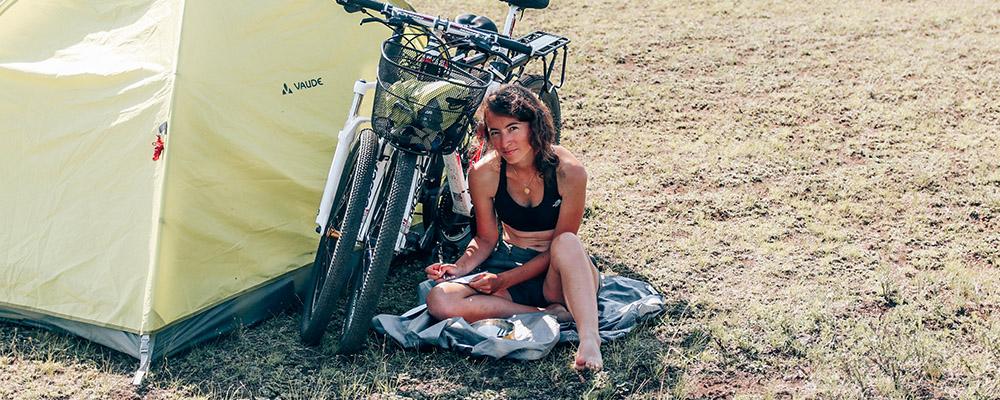 vélo mongolie