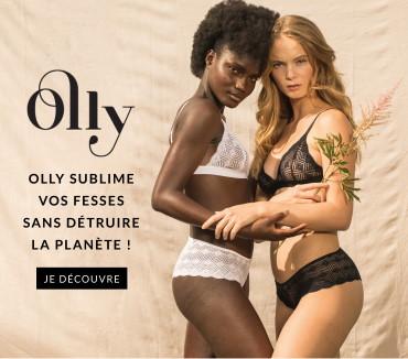 découvrir Olly lingerie